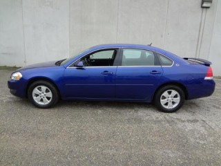 2007 Chevrolet Impala used car