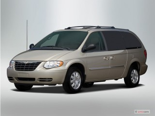 2007 chrysler town country lwb pictures photos gallery the car. Cars Review. Best American Auto & Cars Review