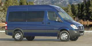 2007 Dodge Sprinter Wagon Photo