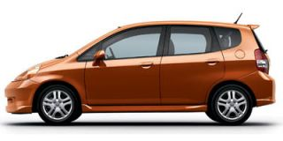 2007 Honda Fit Photo