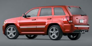 2007 Jeep Grand Cherokee Photo