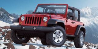 2007 Jeep Wrangler Photo