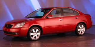 2007 Kia Optima Photo