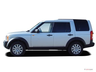 2009 Land Rover LR3 Photo