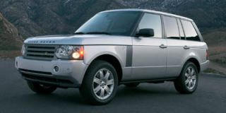2007 Land Rover Range Rover Photo