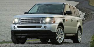 2007 Land Rover Range Rover Sport Photo