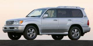 2007 Lexus LX 470 Photo