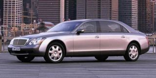2007 Maybach 62 Photo