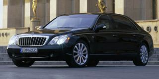 2007 Maybach 62S Photo