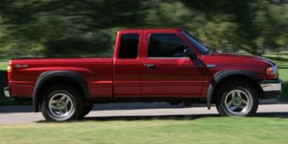 2007 Mazda B-Series 4WD Truck Photo