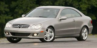 2007 Mercedes-Benz CLK Class Photo