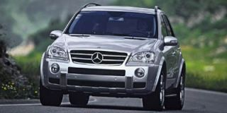 2007 Mercedes-Benz M Class Photo