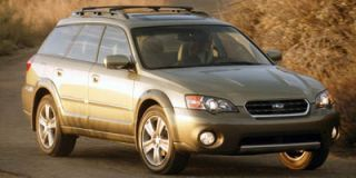 2007 Subaru Legacy Wagon Photo