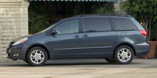 2007 Toyota Sienna Photo