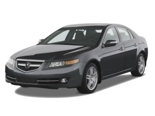 Acura Review on 2008 Acura Tl Review  Ratings  Specs  Prices  And Photos   The Car