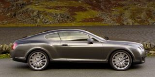 2008 Bentley Continental GT Photo