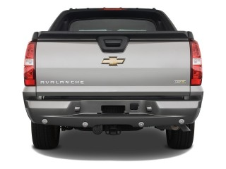 2008 chevrolet avalanche chevy review ratings specs. Black Bedroom Furniture Sets. Home Design Ideas