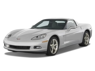 2008 Chevrolet Corvette Photo