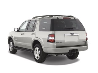 2008 ford explorer review ratings specs prices and. Black Bedroom Furniture Sets. Home Design Ideas