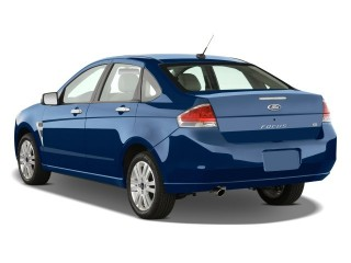 2008 Ford Focus Photo