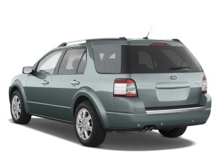 2008 Ford Taurus X Photo