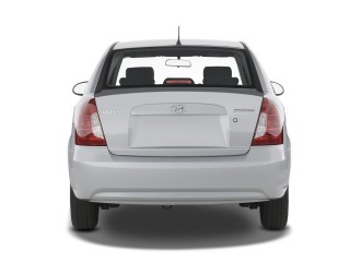 2008 Hyundai Accent Photo