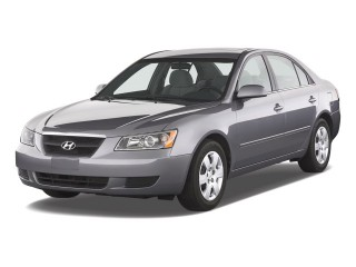 2008 Hyundai Sonata Photo