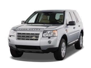 2008 Land Rover LR2 Photo