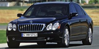 2008 Maybach 57S Photo