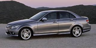 2008 Mercedes-Benz C Class Photo