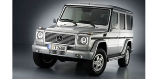 2008 Mercedes-Benz G Class Photo
