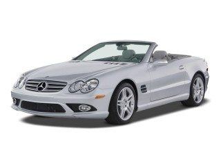 2008 Mercedes-Benz SL Class Photo