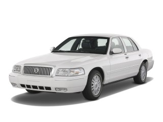 2008 Mercury Grand Marquis Photo