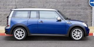 2008 MINI Cooper Clubman Photo
