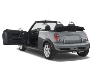 2008 MINI Cooper Convertible Photo