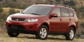 2008 Mitsubishi Outlander Photo