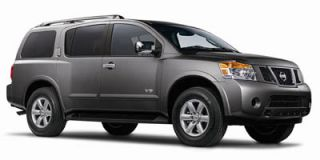 2008 Nissan Armada Photo