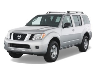 2008 Nissan Pathfinder Photo