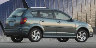 2008 Pontiac Vibe Photo