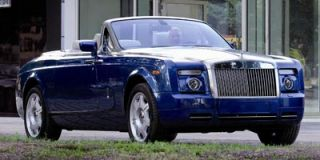 2008 Rolls-Royce Phantom Drophead Coupe Photo