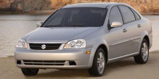 2008 Suzuki Forenza Photo