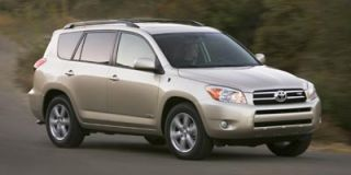 2008 Toyota RAV4 Photo