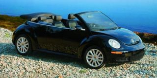 2008 Volkswagen New Beetle Convertible Photo