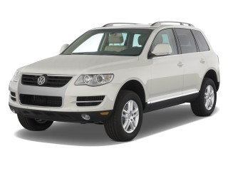 2008 Volkswagen Touareg Photo