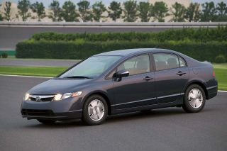 2008 Honda Civic Hybrid Photo