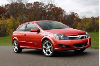 2008 Saturn Astra Photo