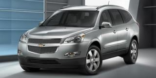 2009 Chevrolet Traverse Photo