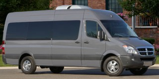 2009 Dodge Sprinter Wagon Photo