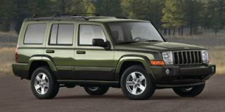 2009 Jeep Commander Photo