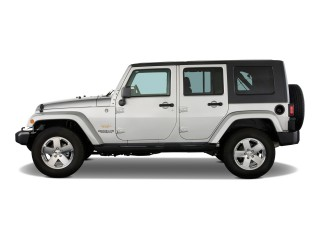 2009 Jeep Wrangler Unlimited Photo